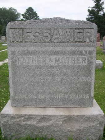 MESSAMER, MARY S. - Dallas County, Iowa | MARY S. MESSAMER