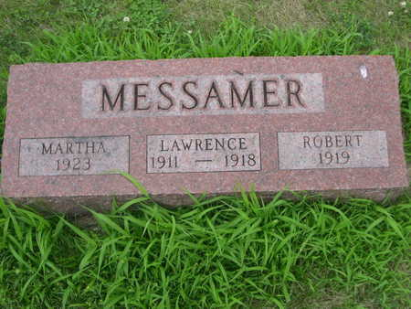 MESSAMER, MARTHA - Dallas County, Iowa | MARTHA MESSAMER