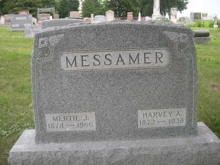 MESSAMER, HARVEY - Dallas County, Iowa | HARVEY MESSAMER