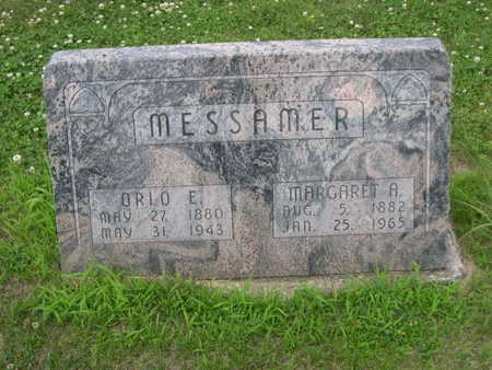 MESSAMER, ORLO E. - Dallas County, Iowa | ORLO E. MESSAMER