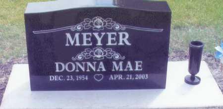 MEYER, DONNA M. - Dallas County, Iowa | DONNA M. MEYER