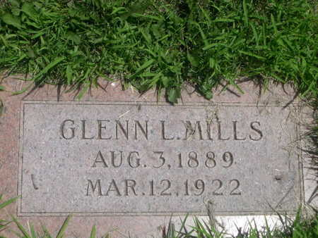 MILLS, GLENN L. - Dallas County, Iowa | GLENN L. MILLS