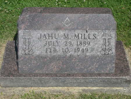 MILLS, JAHU M. - Dallas County, Iowa | JAHU M. MILLS