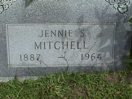 MITCHELL, JENNIE S. - Dallas County, Iowa | JENNIE S. MITCHELL