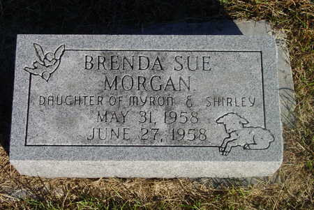 MORGAN, BRENDA SUE - Dallas County, Iowa | BRENDA SUE MORGAN
