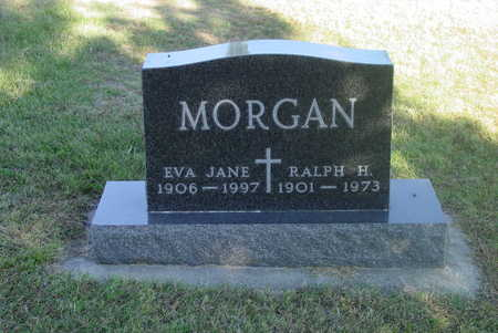 MORGAN, RALPH H. - Dallas County, Iowa | RALPH H. MORGAN