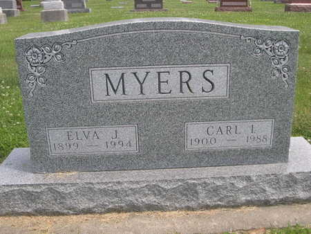 MYERS, CARL I. - Dallas County, Iowa | CARL I. MYERS