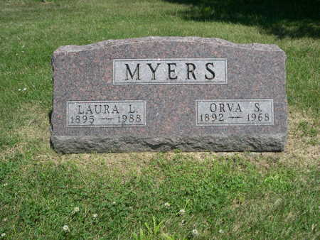 MYERS, LAURA L. - Dallas County, Iowa | LAURA L. MYERS