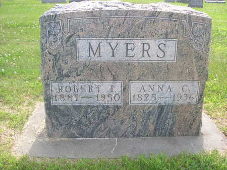 MYERS, ROBERT I. - Dallas County, Iowa | ROBERT I. MYERS