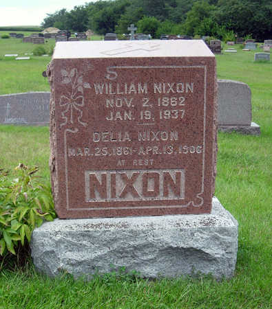 NIXON, WILLIAM - Dallas County, Iowa | WILLIAM NIXON