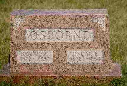 OSBORNE, OSCAR EVAN - Dallas County, Iowa | OSCAR EVAN OSBORNE