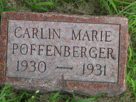 POFFENBERGER, CARLIN MARIE - Dallas County, Iowa | CARLIN MARIE POFFENBERGER