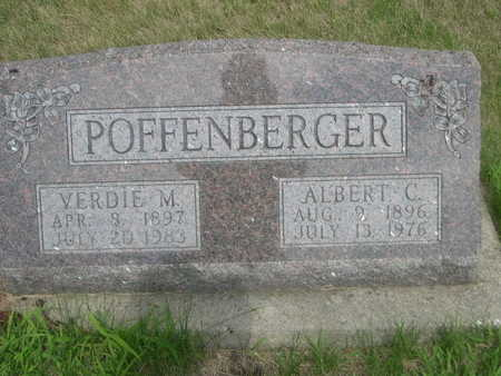 POFFENBERGER, VERDIE M. - Dallas County, Iowa | VERDIE M. POFFENBERGER