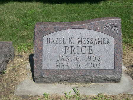 PRICE, HAZEL K. - Dallas County, Iowa | HAZEL K. PRICE