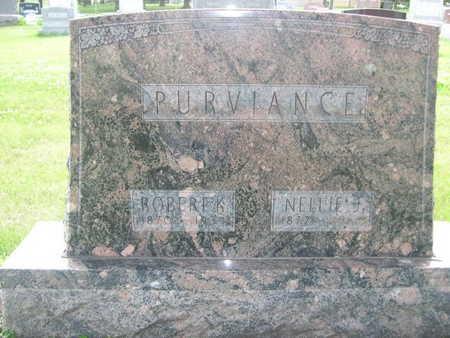 PURVIANCE, NELLIE J. - Dallas County, Iowa | NELLIE J. PURVIANCE