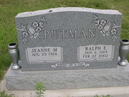 PUTMAN, RALPH E. - Dallas County, Iowa | RALPH E. PUTMAN