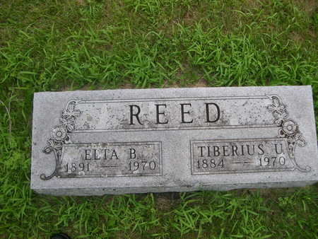 REED, TIBERIUS U. - Dallas County, Iowa | TIBERIUS U. REED