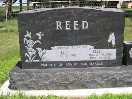 REED, HELEN J. - Dallas County, Iowa | HELEN J. REED
