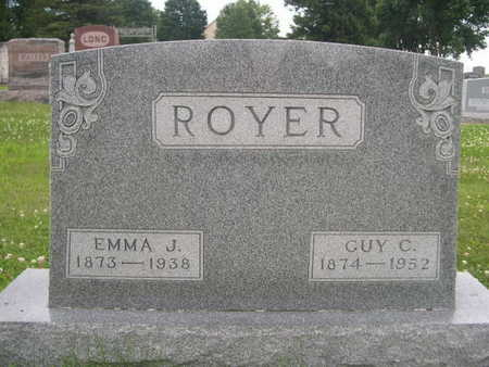 ROYER, EMMA J. - Dallas County, Iowa | EMMA J. ROYER