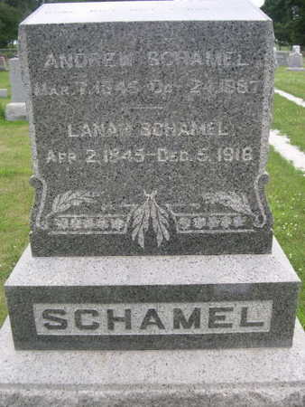 SCHAMEL, ANDREW - Dallas County, Iowa | ANDREW SCHAMEL