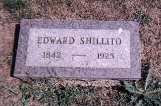 SHILLITO, EDWARD - Dallas County, Iowa | EDWARD SHILLITO