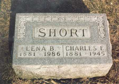 KELTNER SHORT, LENA BEATRICE - Dallas County, Iowa | LENA BEATRICE KELTNER SHORT