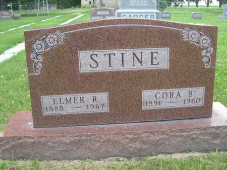 STINE, ELMER R. - Dallas County, Iowa | ELMER R. STINE