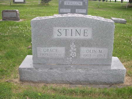 STINE, GRACE - Dallas County, Iowa | GRACE STINE