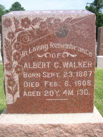 WALKER, ALBERT C. - Dallas County, Iowa | ALBERT C. WALKER