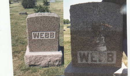 WEBB, THOMAS - Dallas County, Iowa | THOMAS WEBB