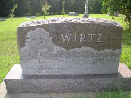 WIRTZ, REX L. - Dallas County, Iowa | REX L. WIRTZ