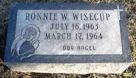 WISECUP, RONNIE W. - Dallas County, Iowa | RONNIE W. WISECUP