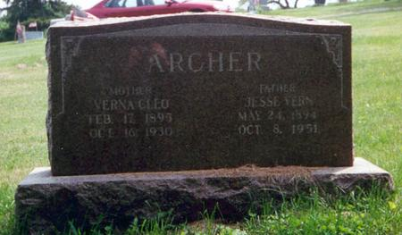 ARCHER, JESSE - Davis County, Iowa | JESSE ARCHER