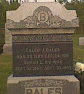 BALES, CALEB - Davis County, Iowa | CALEB BALES