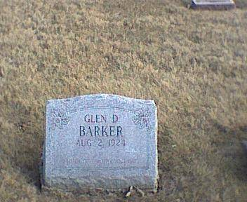 BARKER, GLEN - Davis County, Iowa | GLEN BARKER