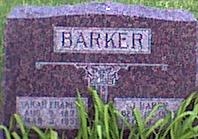 BARKER, JACOB HARRY - Davis County, Iowa | JACOB HARRY BARKER