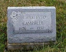 CAMPBELL, CHARITY DELL - Davis County, Iowa | CHARITY DELL CAMPBELL
