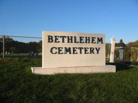 BETHLEHEM, CEMETERY - Davis County, Iowa | CEMETERY BETHLEHEM
