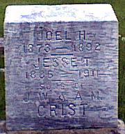 CRIST, JESSE - Davis County, Iowa | JESSE CRIST