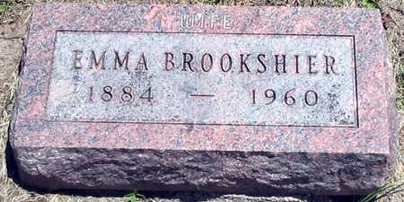 BROOKSHIRE DOWNING, EMMA - Davis County, Iowa | EMMA BROOKSHIRE DOWNING