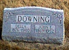 DOWNING, J E - Davis County, Iowa | J E DOWNING