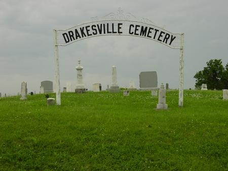 DRAKESVILLE, CEMETERY - Davis County, Iowa | CEMETERY DRAKESVILLE