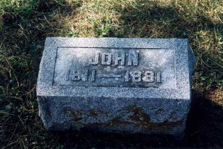 DUNLAP, JOHN - Davis County, Iowa | JOHN DUNLAP