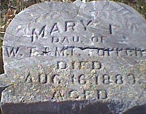 FARRENS, MARY - Davis County, Iowa | MARY FARRENS