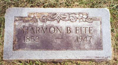FITE, HARMON B. - Davis County, Iowa | HARMON B. FITE