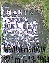 HARBOUR, MARTHA - Davis County, Iowa | MARTHA HARBOUR