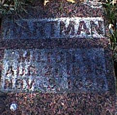 HARTMAN, MILTON - Davis County, Iowa | MILTON HARTMAN