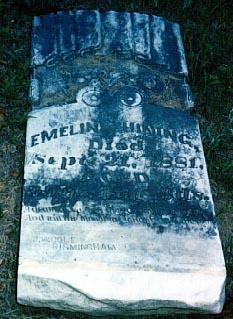 HINING, EMELINE - Davis County, Iowa | EMELINE HINING