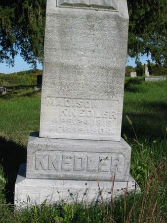 KNEDLER, MADISON - Davis County, Iowa | MADISON KNEDLER