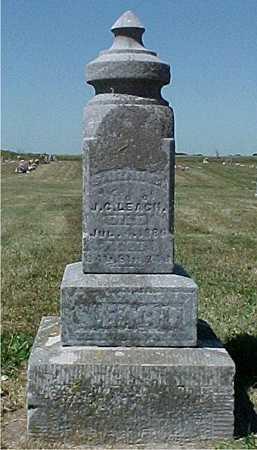 LEACH, SARAH - Davis County, Iowa | SARAH LEACH